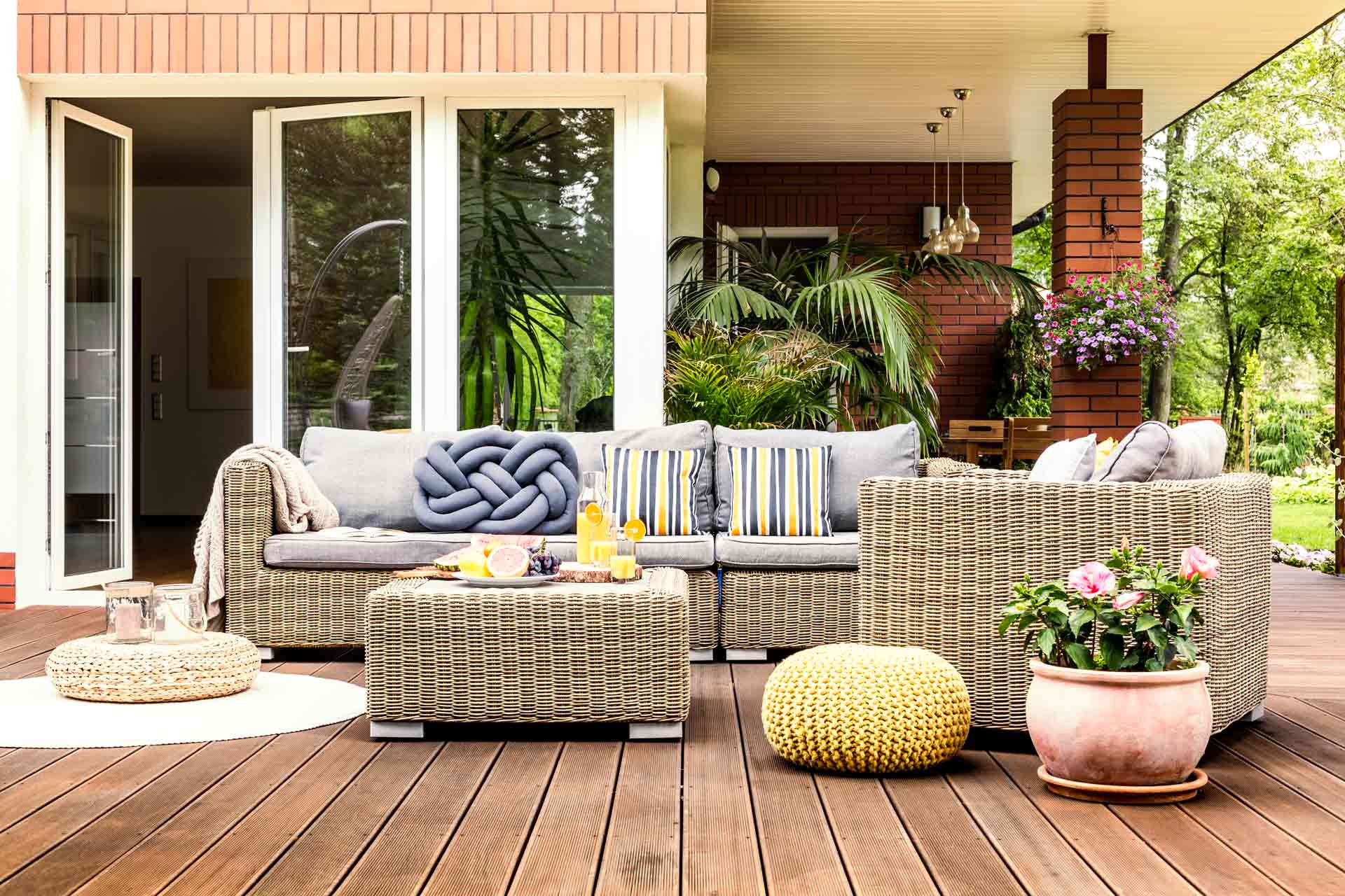 What is the Best Material to Use for Patio Doors?